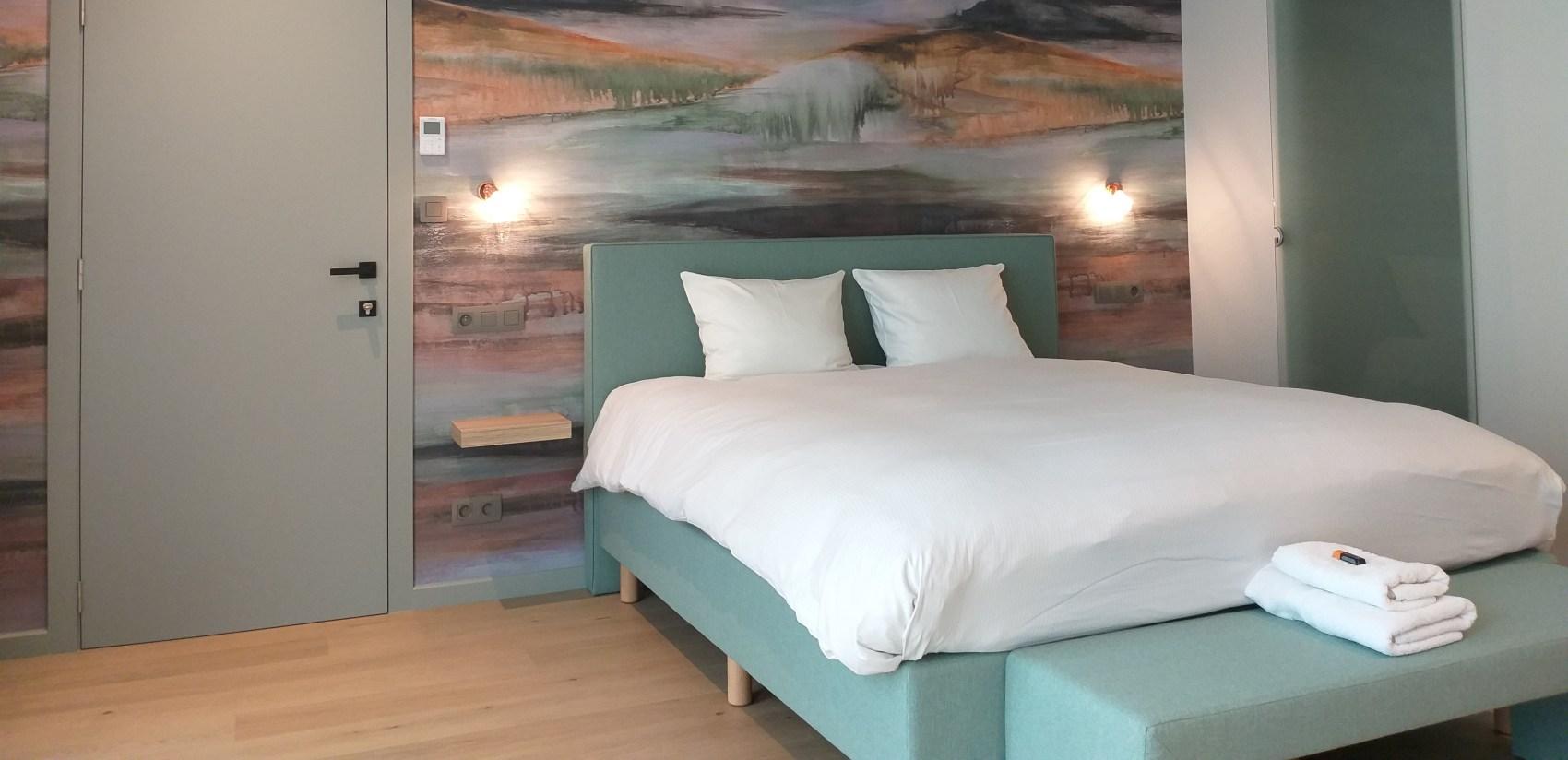 Hotel B Charme kamer