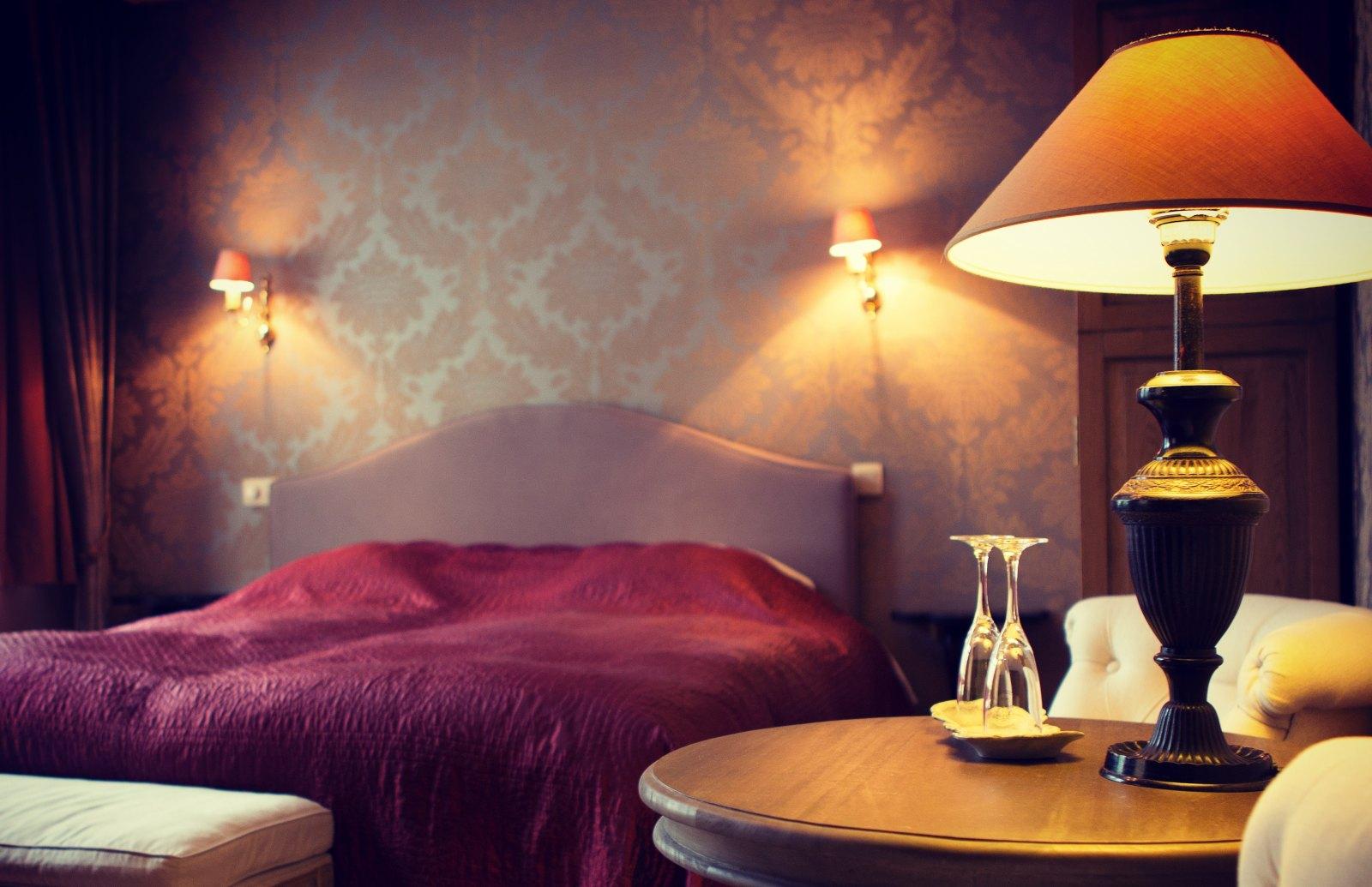Hotel B Deluxe met massagebad
